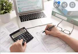 Doing Accounting works through online or partime