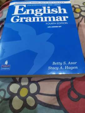 buku English grammar Betty azar