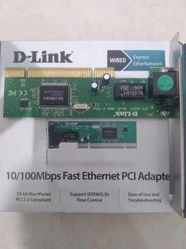 PCI LAN Card D-Link