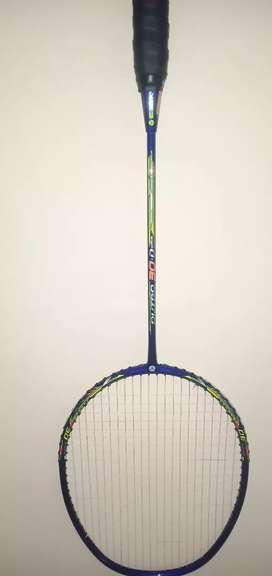 1 set Raket Badminton dan Tas besar
