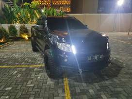 Di jual Ford Ranger XLT Hi-Rider 2.2 4x2 Automatic
