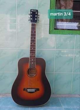Gitar akustik martin & co 3/4 (baru) murah
