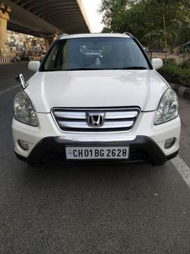 Honda CR-V 2.4 MT, 2005, Petrol