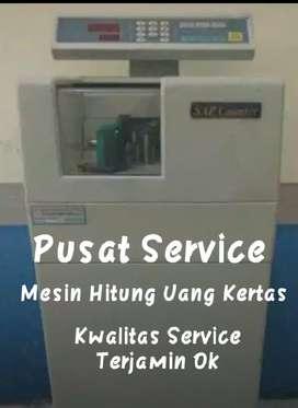 mesin hitung uang kertas pusat service segala merk