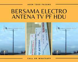 Teknisi Melayani Pasang Signal Antena TV