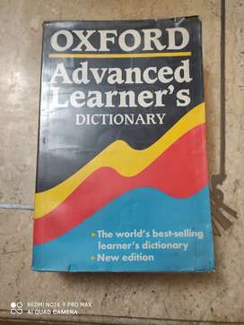 Oxford learners Dictionary revised edition