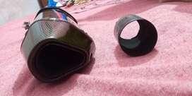 exhaust silencer (universal)