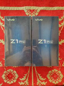 Forsale Harga Murah Vivo Z1 Pro 4/64 GB Black Blue