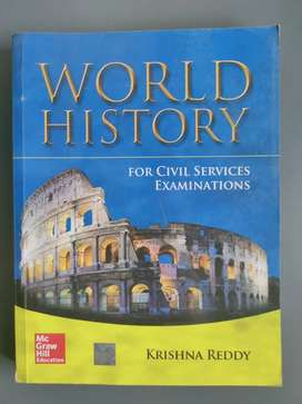 World history for civil services