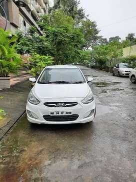 Hyundai Fluidic Verna 1.6 VTVT SX, 2012, Petrol