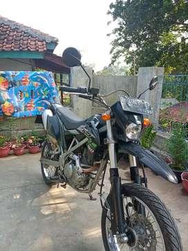 KLX 150 BF HITAM (pembelian 2017 akhir)