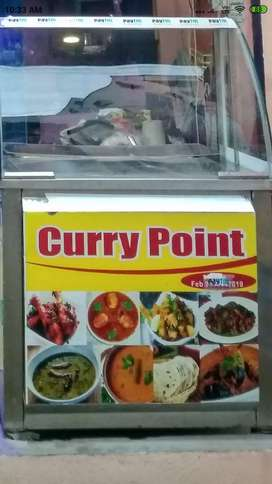 Curry counter