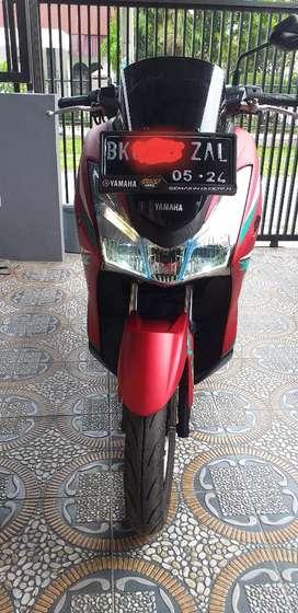 Yamaha lexi tahun 2019