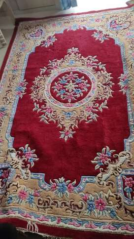 Carpet in royal traditional look