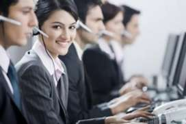 Part time, home base and full time call center job
