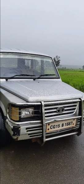 Tata Sumo Spacio 2005 Diesel Good Condition not required to any repair