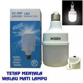 Lampu led bohlam emergency 28 wat