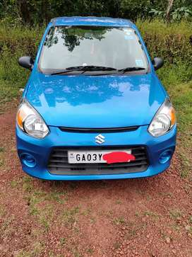 Well Maintained and Fully loaded Alto 800