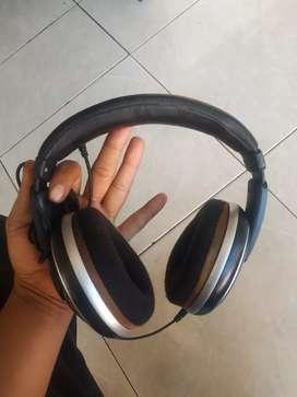 Headset headphone Philips shp8500 original 100% musik & gaming mantap