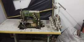 Shirt placket patti sewing attaching machine..price 40000