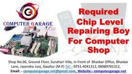 Computer Chip level Reparing