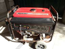 Homeage 3KV Generator for Sale URGENT with Excellent Condition