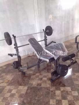 Alat fitness rumahan Bisa kredit,Fitness home gym