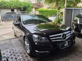 Mercedes benz C250 AMG W204 2012