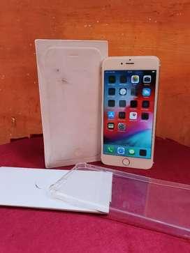 Iphone 6 plus 16Gb Lengkap Ex Inter