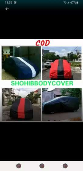 selimut mantel bodycover sarung jas mobil 251