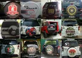 Cover/Sarung Ban Serep Rush-Terios-Escudo-Touring Dll Katalog SIAP 19A