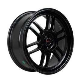 HSR-Kumamoto-60423-R17x7-H4X100-ET40-Semi-Matte-Black3-300x300