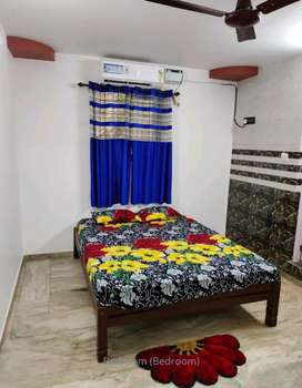3 bhk fully furnished independent villa  for  37500