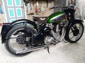 Motor antik Bsa