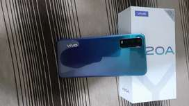 Vivo Y20a  phone 2 months used(brand new condition)