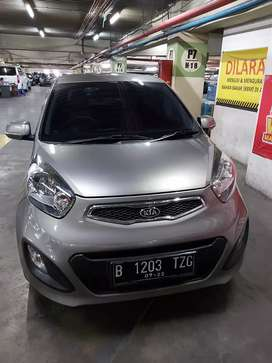 Picanto 2012 matic tdp 15jt pajak 7 2020