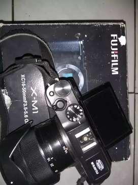 Fujifilm xm-1 murah meriah