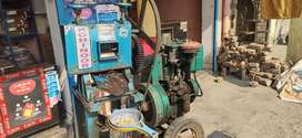 Sugercane Machine with all equipments