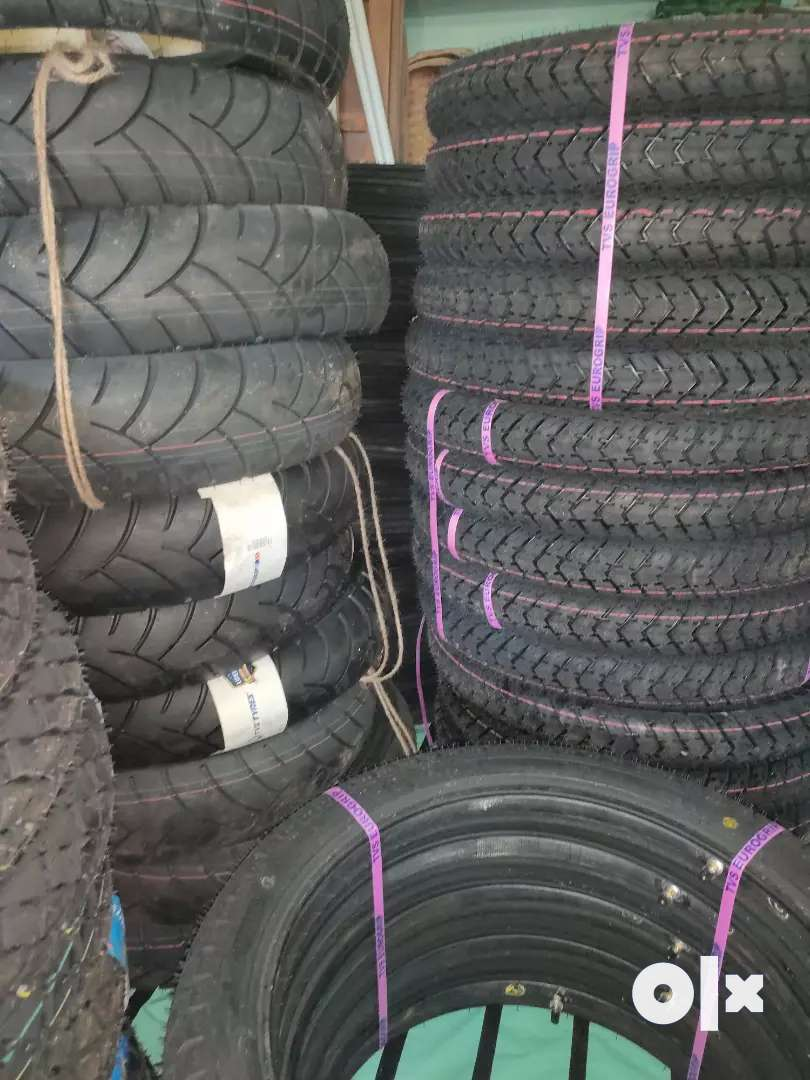 TVS TYRE SELLING IN WHOLESALE PRICE 0