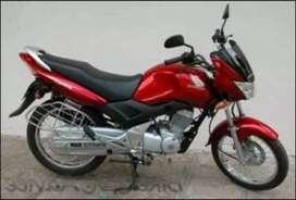 I want to sell Honda Unicorn, model 2009 only on 35k