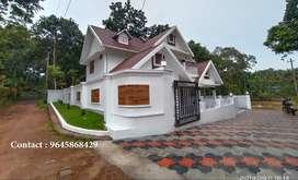 New 4 BHK House Near Medical College-Kottayam