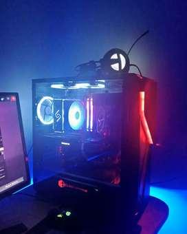 PC Gaming ULTRA (Ryzen5 + 1060 6Gb + 16gb ram)