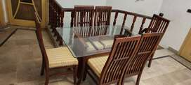Solit Tali Wood Dining Table or Sofaset Bedset Center Table for Sale
