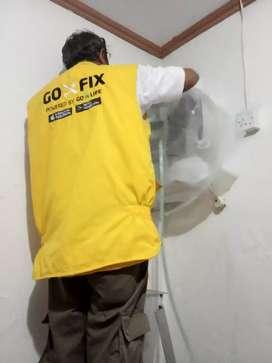 Service /perbaikan AC