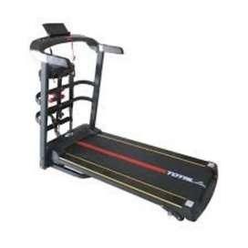Treadmill elektrik 1,5hp 3 fungsi panjang