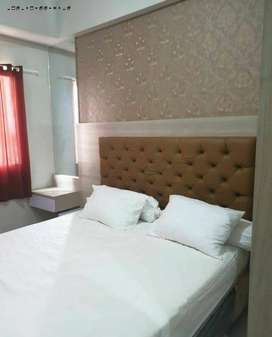 Apartemen Puncak Dharmahusda Mewah, NEW, Furnish, Tower A, 1BR [nUh c]
