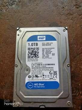 Desktop harddisk