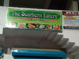 New resturant signage board for selling