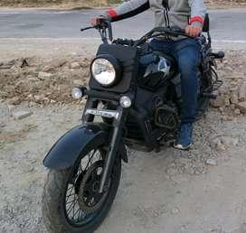 Commando bike 300cc