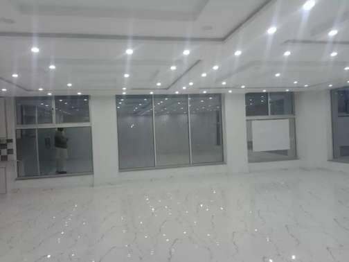 5 Marla Commercial Hall For Rent in Bahria Town Lahore